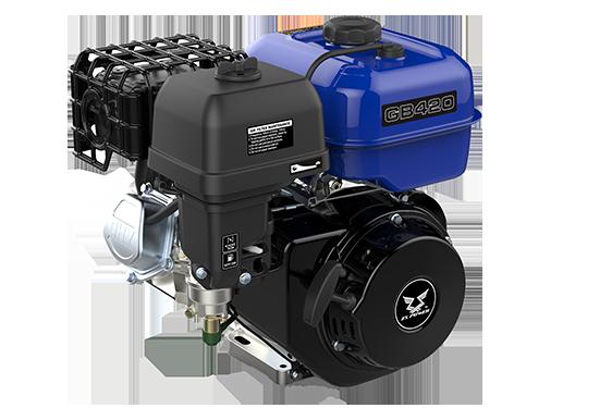 420cc Petrol Engine