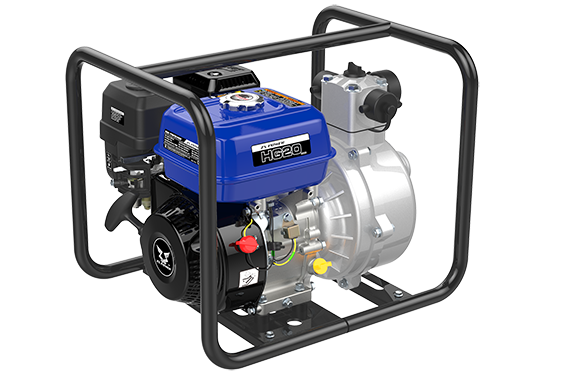 "2"" twin Impeller High Pressure Pump"