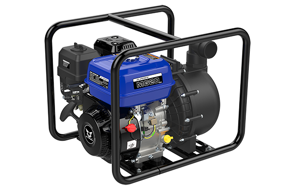"2"" Poly Pump - 7.5hp Petrol"