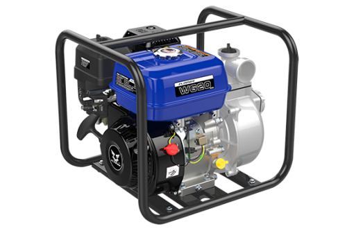"2"" Water Pump - 7.5hp Petrol Engine"