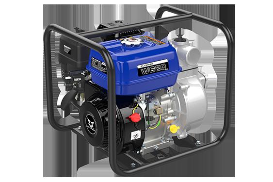 """2"""" Water Pump - 7.5hp Petrol Engine"""
