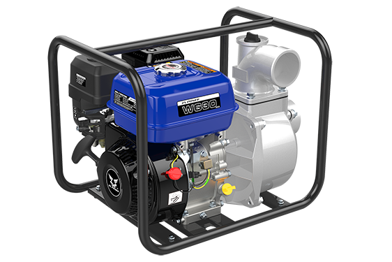 "3"" Water Pump with 7.5hp Petrol Engine"