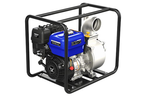 "4"" Transfer Pump - 9hp engine"