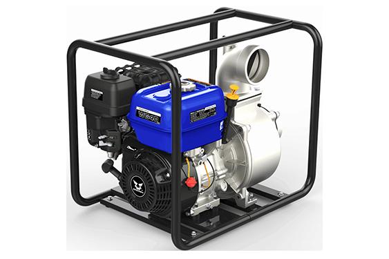"4"" Transfer Pump - 9hp engine"