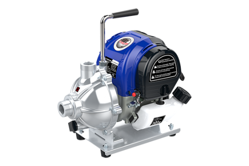 "1"" Water Pump - High Speed 4 Stroke Engine"